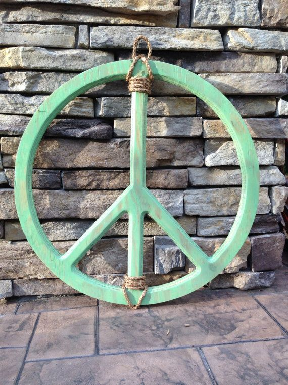 Peace Sign, $45.00