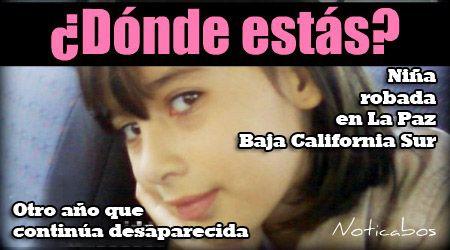 El 14 de octubre es el Día de la Inocencia robada. Día de la Inocencia robada http://shar.es/OFR6S Lisset pasará otra Navidad sin su familia: fue raptada el 14 de octubre de 2010.