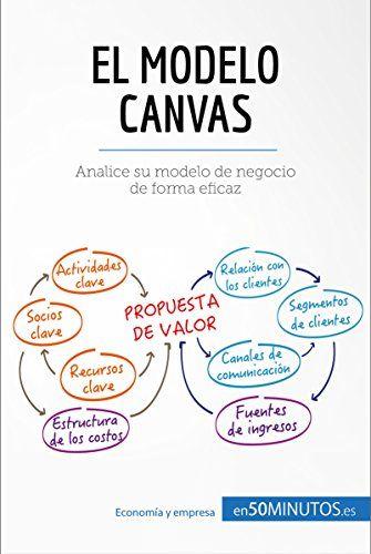 El modelo Canvas: Analice su modelo de negocio de forma eficaz (Gestión y Marketing) de [, 50Minutos.es]