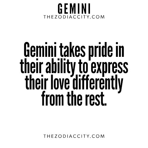 how to get a gemini man to commit