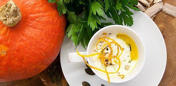 Kürbis Suppe Rezept