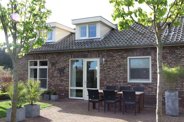 Vakantiehuis Pardoes in Hegelsom (Limburg) heeft een buitenkeuken én een Størvatt (houten buitenbad). Goed te combineren :-)