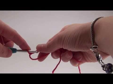 HET HAAKBEEST | De magische ring voor linkshandigen