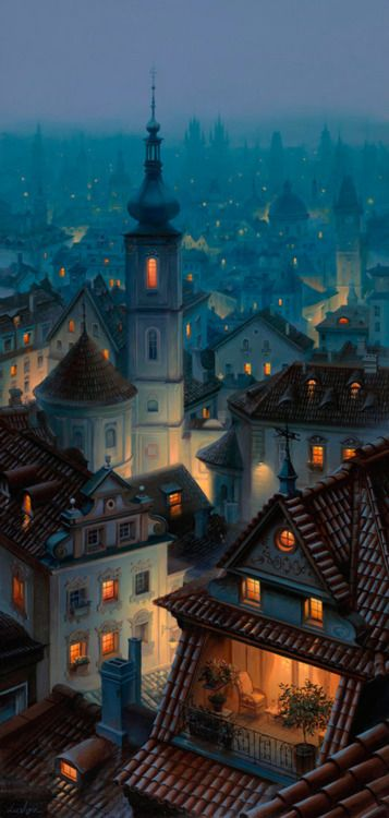 Evgeny Lushpin #beautiful city. Found @yoshihiroogawa  http://www.tradingprofits4u.com/