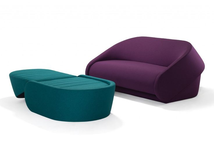 Sofa Covers A suite of fy foam furniture a sofa armchair and ottoman turns into small sofa beds with little more than a tug on a pull tab and a little swing