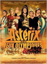 """Film """"Astérix aux Jeux Olympiques"""" adapté de la bande dessinée de Goscinny et Uderzo."""