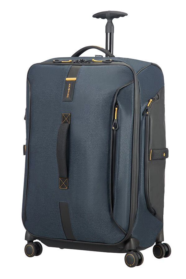 Samsonite paradiver light bolsa de viaje con 4 ruedas 67cm jeans blue