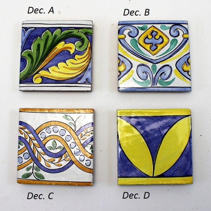 Ceramiche Dipinte A Mano su Pinterest  Pittura Ceramica, Piastrelle ...