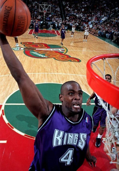 Chris Webber - Sacramento Kings, 1998–2005