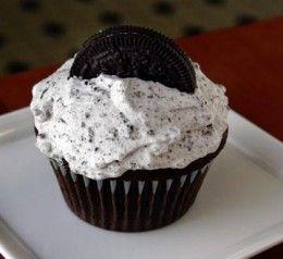 delicious cupcakes from scratch | Delicious Oreo Cupcake Recipe