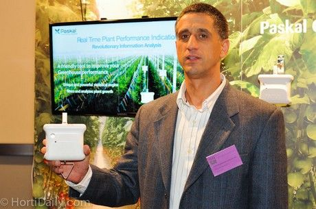 """""""This could bring in a new era of plant growth optimization, like the climate…"""