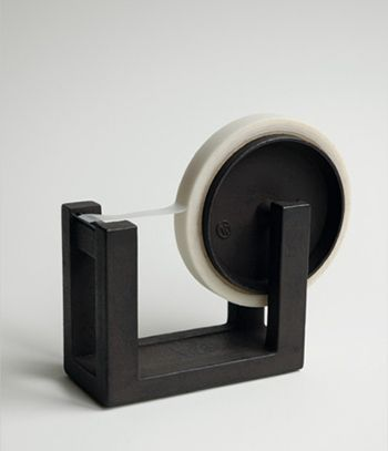 Iron tape cutter from Analogue Home