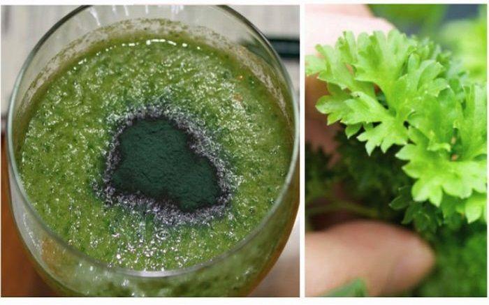 Βότανο αφαιρεί το 80% των βαρέων μετάλλων από το σώμα
