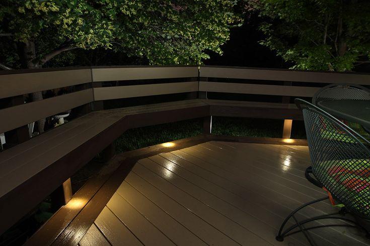 Dekor Led Recessed Down Lights Provide Subtle Lighting