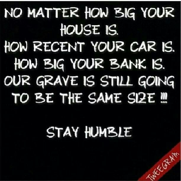 Inspirational Quotes About Failure: Stay Humble