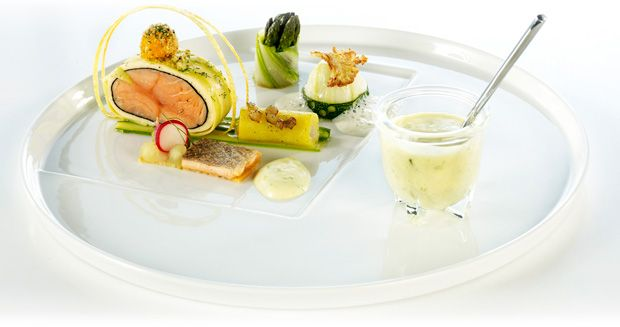 1er #Baucuse d'or Europe #GeirSkeie #saumon