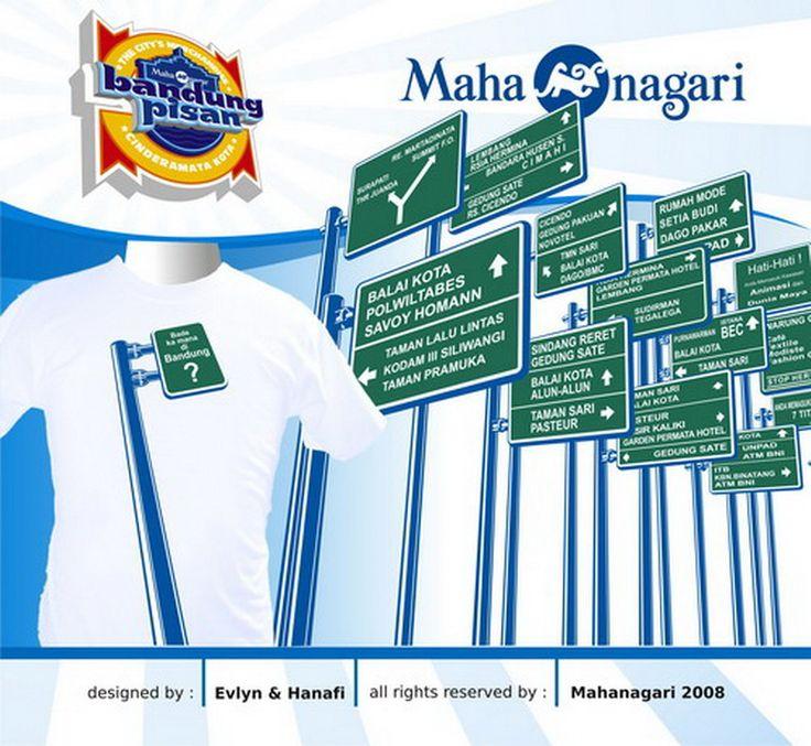 """""""Bade Kamana di Bandung"""" copyrights Mahanagari 2008"""