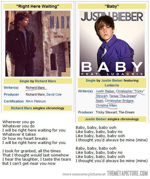 Lyrics comparisson---WHAT HAPPENED?