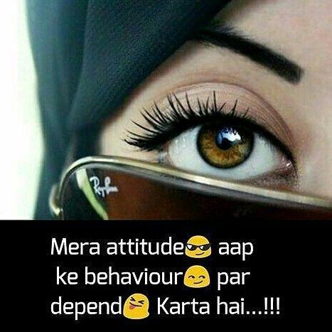 Attitude pics