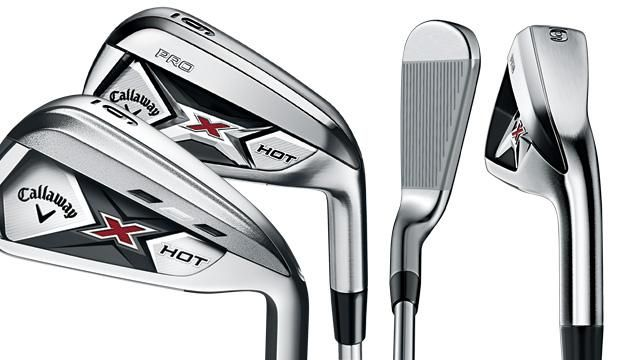 Callaway X-Hot Irons.. oh how I wish !  #McCarthyAudiGolfCompetition