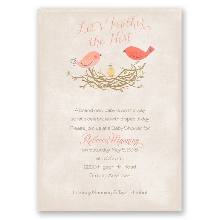 108 best Baby Shower images on Pinterest Baby shower invitations