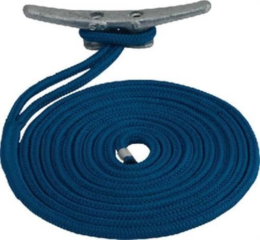 Sea-Dog Line Dock Line Double Green 1/2 X25' 302112025Gn-1