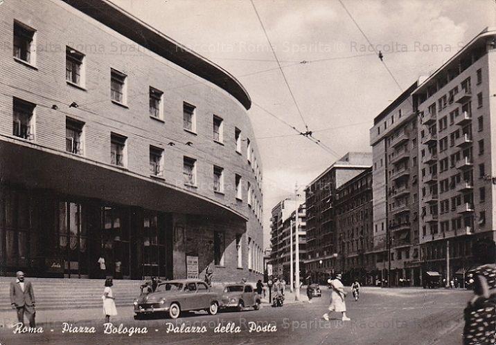 Piazza Bologna | Roma, Architettura italiana, Architettura ...