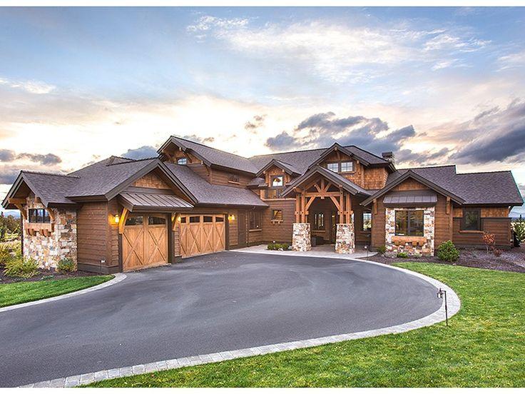 177 best house plans images on pinterest   craftsman house plans