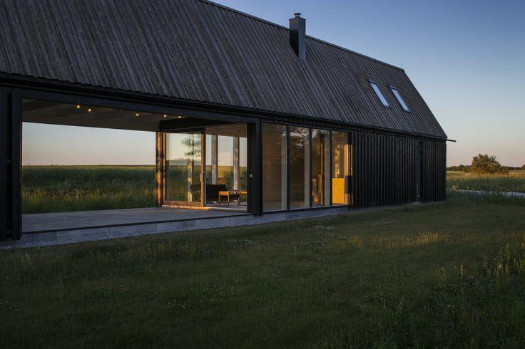 Gotland Summer House/Enflo Arkitekter