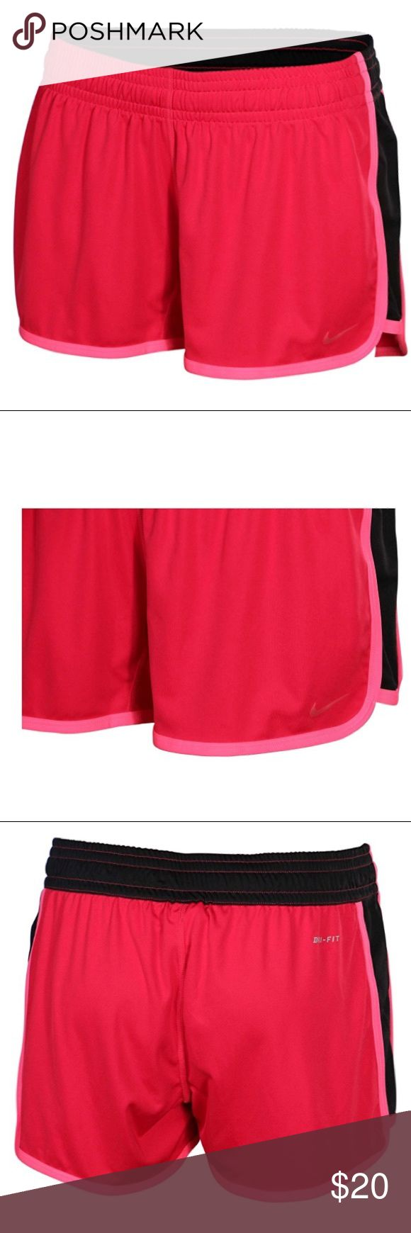 Nike Dri-Fit 3.5 Fly Knit Training Shorts-Magenta Nike Women's Dri-Fit 3.5 Fly Knit Training Shorts-Magenta-Small Nike Shorts