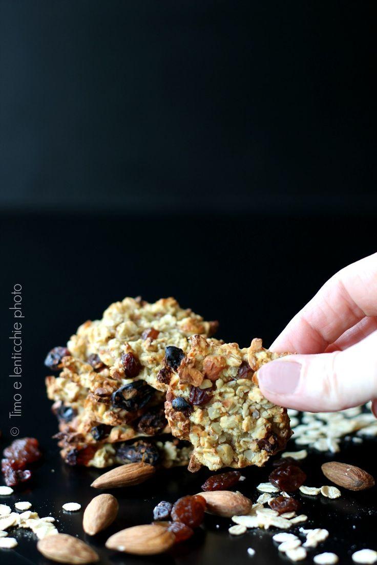 speedy biscotti alla Berrino vegan