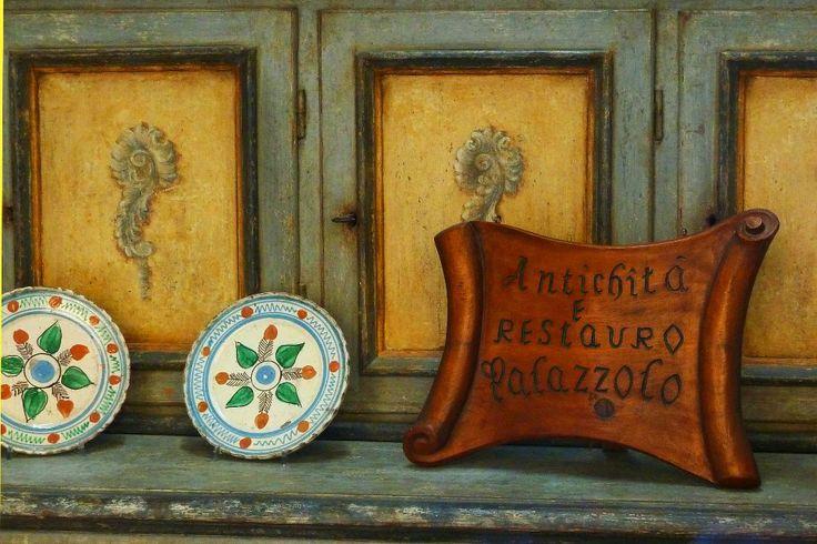 artisan window display