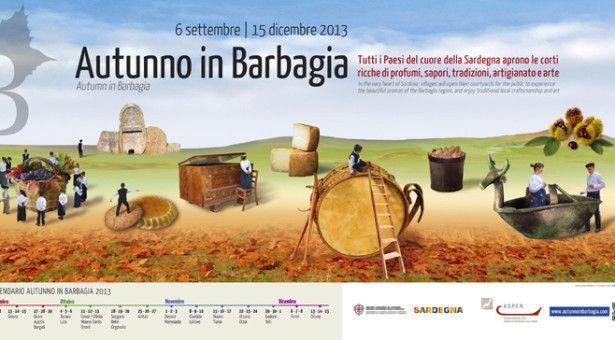 AUTUNNO IN BARBAGIA 2013 – BITTI – PROGRAMMA COMPLETO – 6-7-8 SETTEMBRE 2013