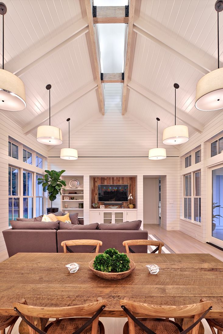 best 20 modern farmhouse interiors ideas