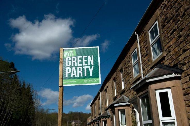 Bernie Sanders' brother gets frontline role with UK Greens #Politics #iNewsPhoto