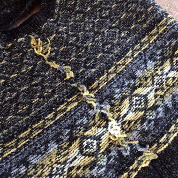 44 best Knitting - Shetland & Fair isle images on Pinterest ...
