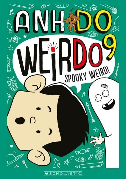 41 best gift ideas books for 7 9 year olds images on pinterest booktopia has spooky weird weirdo book 9 by anh do buy a discounted paperback of spooky weird online from australias leading online bookstore fandeluxe Gallery