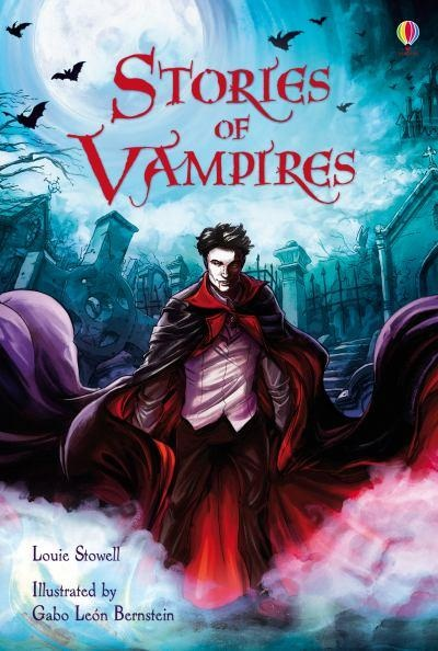 Some stories I wrote about vampires as part of the Usborne Young Reading series, set in three different eras: Jane Austen times vampires, a 19th century dhampir and 21st century Icelandic vamps (and their hunters).