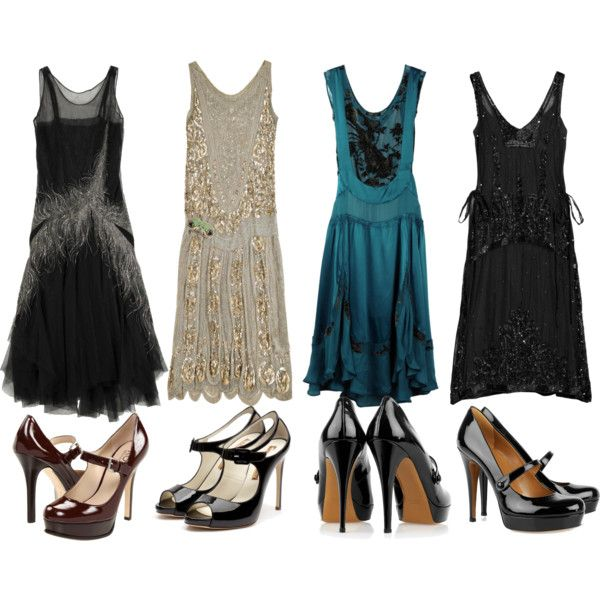 """""""Just 1920's"""" by lovefashion08 on Polyvore"""