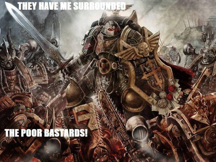 Timeline Photos - Warhammer 40k Quotes