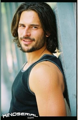 Alcide true blood with LONG HAIR!!!!