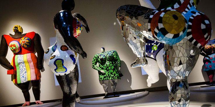 Niki de Saint Phalle, une artiste tourmentée et joyeuse au Grand Palais