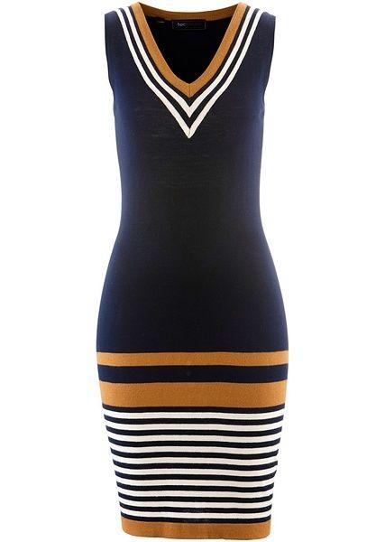 Вязаное платье Облегающий покрой • 729.0 грн • bonprix