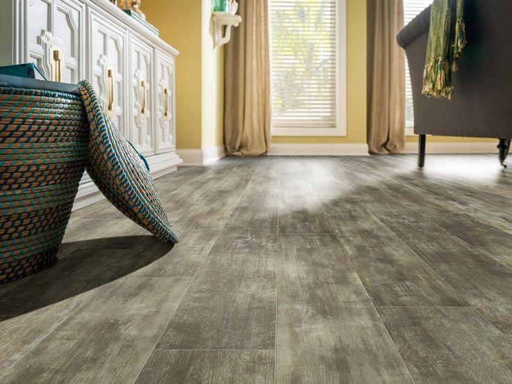 Resilient Vinyl Flooring Plank, Is Shaw Flooring Good Quality
