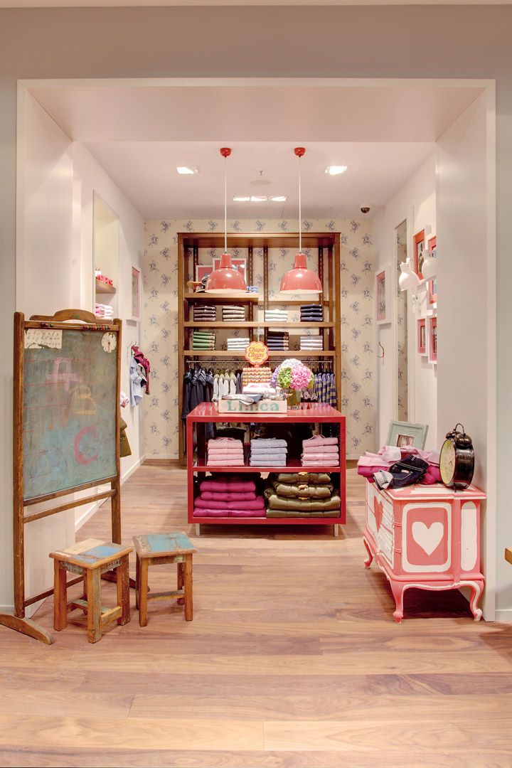 Gant store, Berlin store design.......love the cupboard with the hearts