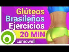 Abdomen Plano, Cintura de Avispa, Caderas Grandes y Glúteos Perfectos - YouTube