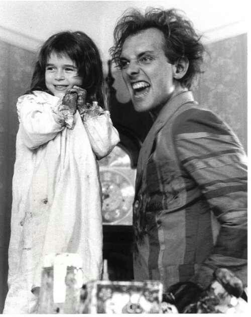 Drop Dead Fred...I always wanted an imaginary friend like Fred!