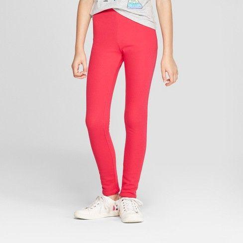 ef1b6c3021b12d Girls' Fleece Lined Leggings - Cat & Jack™ : Target   For Olivia ...