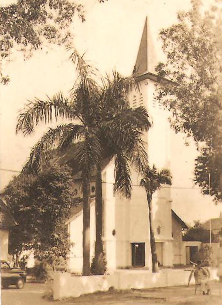Gereja Katedral 1967