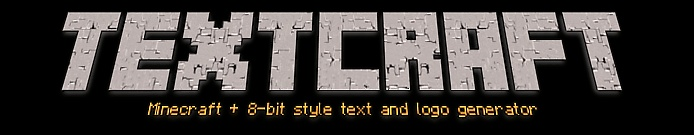Okay MOMS!  Here is an easy to use site that makes Minecraft font for your invitations etc.!!!!